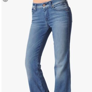 7 For all Mankind Lexie Bootcut jeans